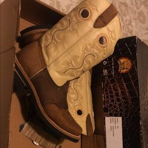 Other - Cow boy boots unisex